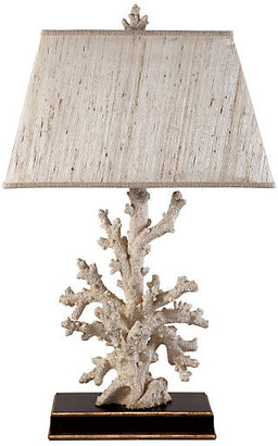 Barclay Butera For Bradburn Home Cassidy Table Lamp - Coral