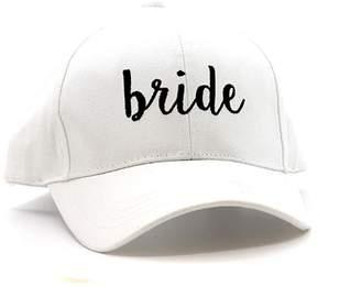 Cc Beanie White Bride Hat