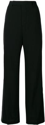Rick Owens Loose Tuxedo Trousers