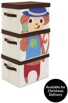 Kidspace Ideal Kids Monkey Storage Boxes