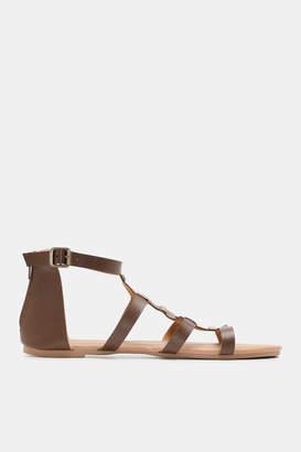 Ardene Gladiator Sandals - Shoes |