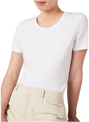David Lawrence Siren Scoop Neck Tee