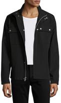 Cole Haan Zip Front Jacket