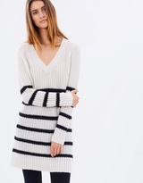 Maison Scotch Home Alone Oversized Knit