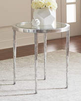 Bernhardt Elsa Icicle Motif Side Table