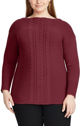 Chaps Plus Size Sweater