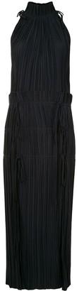 Dion Lee Pleated Midi Dress