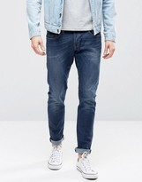 Esprit Skinny Fit Jeans in Mid Wash Denim