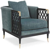 Caracole Lucio Club Chair - Teal