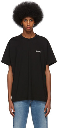 Burberry Black Justin T-Shirt