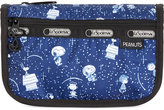 Le Sport Sac Peanuts Collection Travel Cosmetic Bag