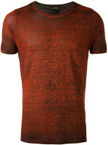 Avant Toi side slit T-shirt