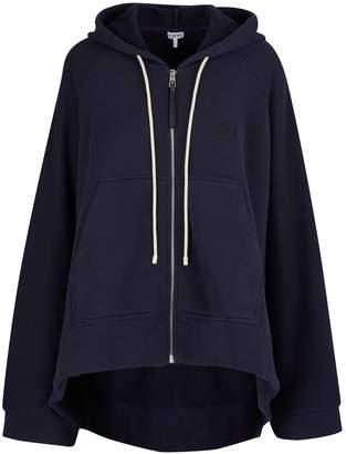 Loewe Oversized zipped sweatshirt.