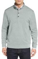 Cutter & Buck 'Quinalt' Mock Neck Pullover