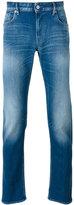 Stone Island slim fit jeans - men - Cotton/Polyester/Spandex/Elastane - 31
