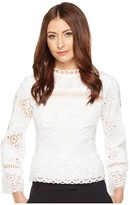 Nanette Lepore Eyes Have It Top Women's Clothing
