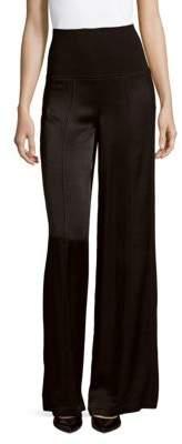 ATM Anthony Thomas Melillo Solid Wide-Leg Pants