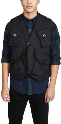 MONITALY Insulated Military Type C Vest