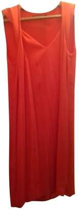 Comptoir des Cotonniers \N Orange Dress for Women