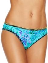 Nanette Lepore Jaguar Charmer Hipster Bikini Bottom