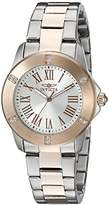 Invicta Women's 19257SYB Angel Two-Tone Crystal-Accented Stainless Steel Watch