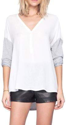 Gentle Fawn Color Blocked Top