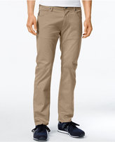 Armani Jeans Men's 5-Pocket Twill Pants