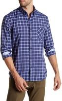 Timberland Long Sleeve Mystic River Coolmax Plaid Shirt