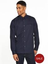 Ted Baker Textured Long Sleeve Shirt