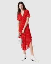 Maje Raola Dress