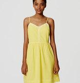 LOFT Limon Dress