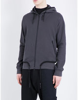 Y3 Cotton-jersey Hoody