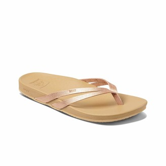Reef Women's Sandals   Spring Joy   Rose Gold   Size 5