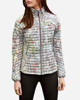 Eddie Bauer Women's MicroTherm® StormDown® Jacket - Print