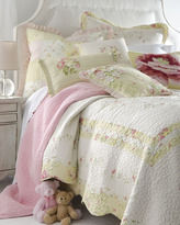 """Horchow Peking by MaryJane's Home """"Prairie Bloom"""" Bed Linens"""