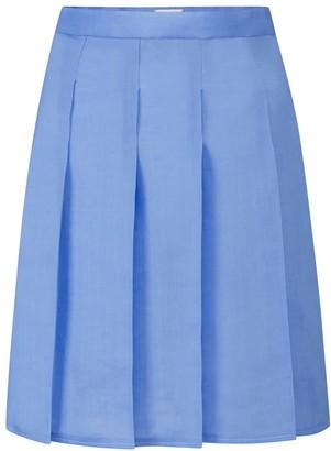 Bo Carter Cyrinda Skirt Blue