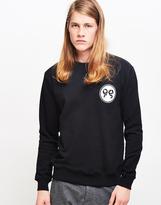 Soulland Rainbow Sweatshirt Black