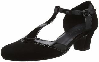 Hotter Viviene Women's T-Bar T-Bar Heels