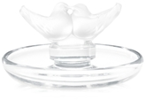 Lalique Two Lovebirds Dish