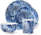 Ralph Lauren Cote d Azur Floral 4-Piece Dinnerware Set