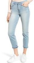 Good American Women's Good Waist High Rise Skinny Jeans