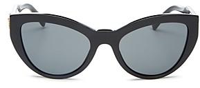 Versace Women's Medusa Cat Eye Sunglasses, 53mm