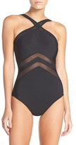 Miraclesuit 'Point of View' One-Piece Swimsuit