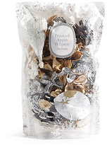 Marks and Spencer Frosted Apple & Spice Potpourri
