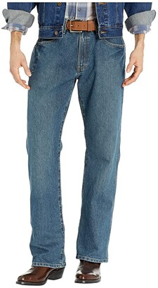 Ariat Rebar M4 Low Rise Bootcut Jeans in Carbine (Carbine) Men's Jeans