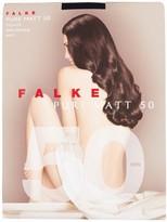 Falke Pure Matte 50 Denier Tights - Womens - Black