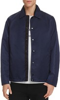 Rag & Bone Matty Lightweight Nylon Coach Jacket