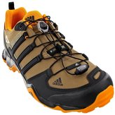 adidas Terrex Swift R Mens Hiking Shoe 13 Earth-Black-EQT Orange