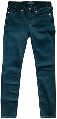 Levi's Black Cotton - elasthane Jeans for Women