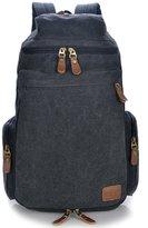 Chickle Men's Canvas School Bag Backpack